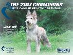 2017 Champions for Canine Health Calendar