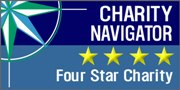 charity navigator four star rating
