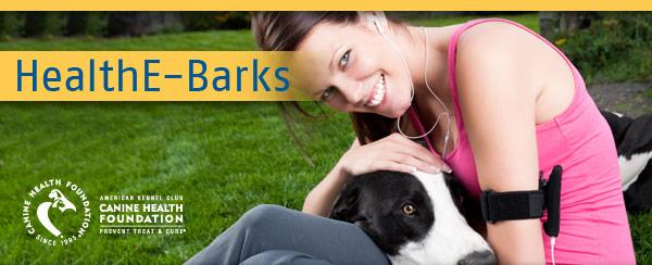 HealthE-Barks Podcast Banner