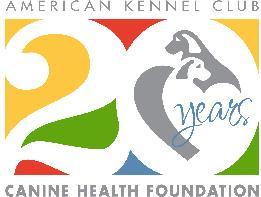 CHF 20th Anniversary Logo